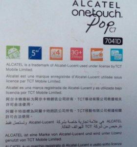 ALCATEL ONEtoch Pop c7