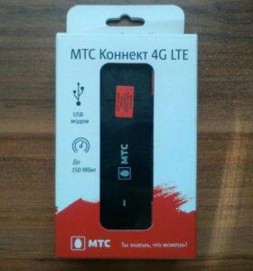МТС Коннект 4G LTE