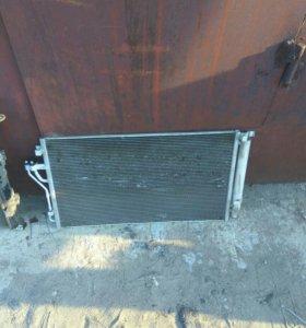 Радиатор кондиционера Hyunday ix35 Tucson 2010-201
