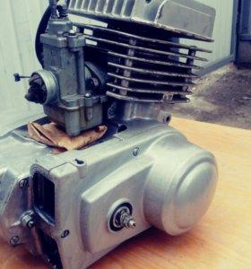 Двигатель Минск106и з.ч.