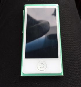 iPod nano 7 16Gb green