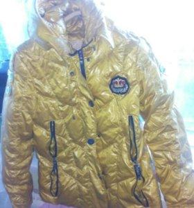 Куртка на сентипоне