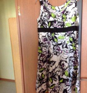 Платье летние 48.