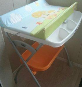 Пеленальный стол/ванночка Cam (Б/У)