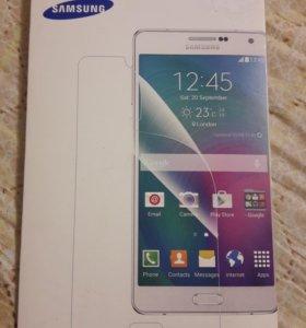Защитная пленка Samsung Galaxy A7 (2015)