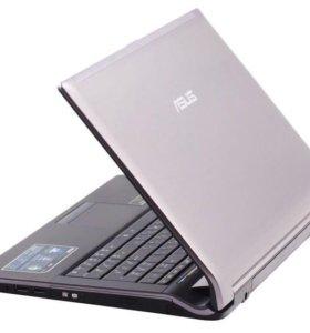 Asus n53j ноутбук