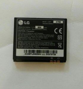 Аккумулятор LG LGIP-A750
