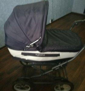 Детская коляска люлька