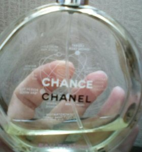 Chanel chance eau fraiche оригинал.Обмен