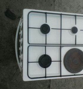 Электра-Газовая плита