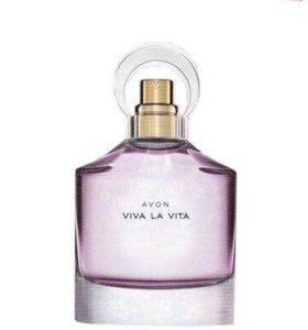 Парфюмерная вода Viva la vita от Avon