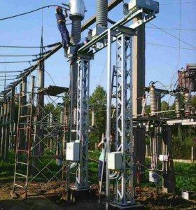Электрика, электромонтажные работы