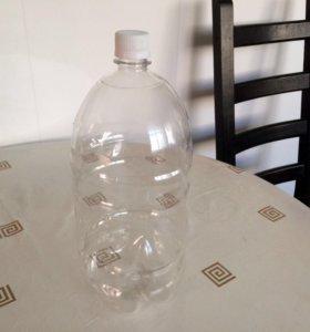 Бутылка ПЕТ 2.5л