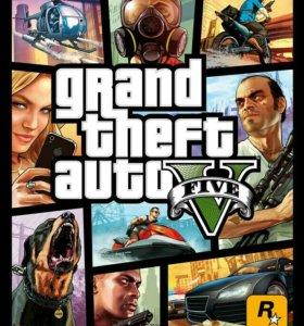 Игра PS3 Grand Theft Auto V