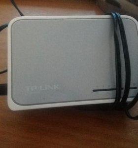 Коммутатор Fast Ethernet TL-SF1005D