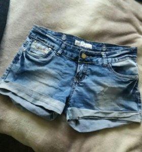 Шорты джинсовые р.27