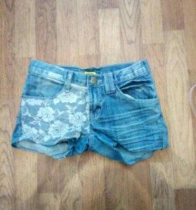 Шорты джинсовые Твое