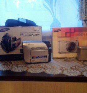 Камера, и фотоапарат