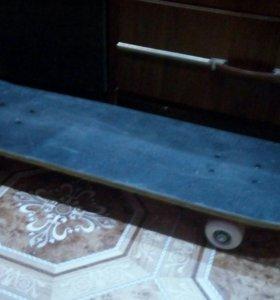 Скейтборт