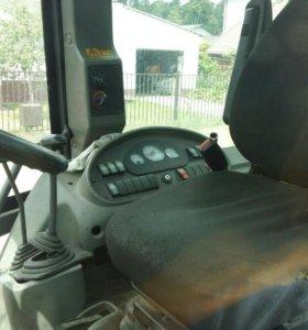 Экскаватор-погрузчик Volvo -Bl 61