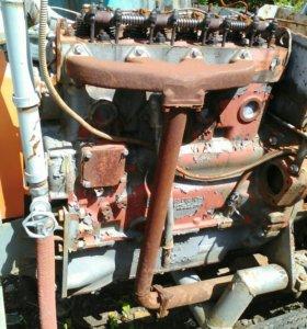 Двигатель zetоr (чехия)