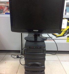 Монитор и системник