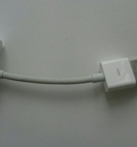 Адаптер Apple HDMI/DVI