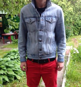 Куртка (джинсовка)