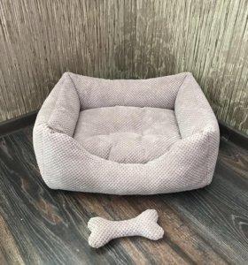 Новая лежанка для домашних животных.