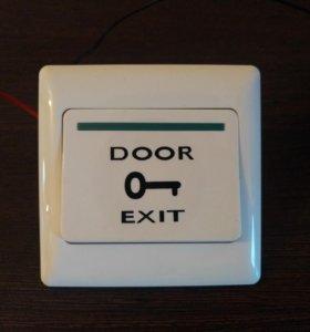 Кнопка открытия домофона