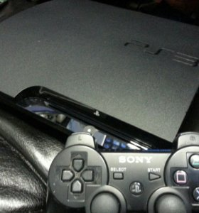PS3. 950 игр. Slim 320 Gb. Вариант 11. CFW 4.81