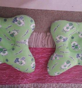 Подушки детские артопедические