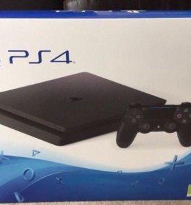 Продам PlayStation 4 Slim 500 гб