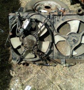 Вентиляторы радиатора
