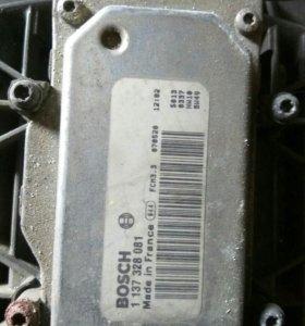 Вентилятор радиатора VOLVO S40 (04-07)