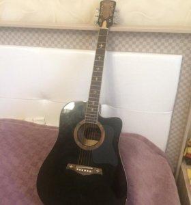 Акустическая гитара crusader cf-6001cfm