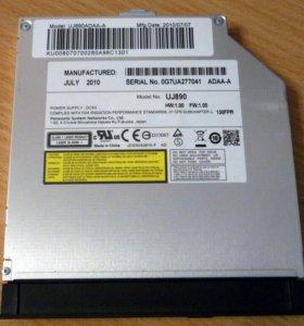 Привод DVD-RW + USB адаптер