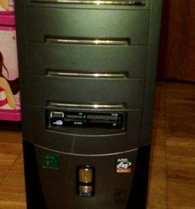 Компьютер AMD 4600+ X2, MSI 6770 1024Mb