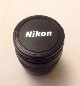Объектив Nikon 28-80mm