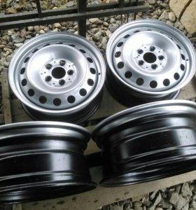 A6394013602 Диск штампованный стальной Мерседес