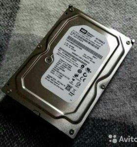 Жесткий диск WD Blue 160 GB WD1600