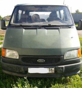 Форд Транзит микроавтобус 8 мест