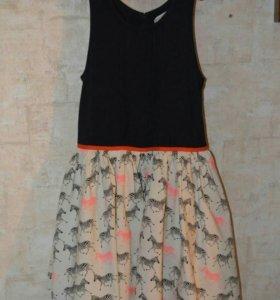 Платье на рост 134-140 см
