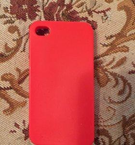 За 2 чехла на iPhone 4,4s
