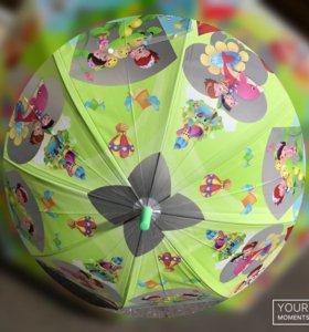 Зонт детский новый 🎁🎁🎁много разных