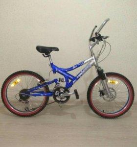 Велосипед Maxxpro sensor FR
