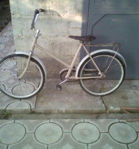 Велосипед из СССР