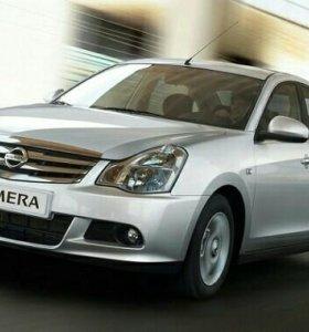 Стекло лобовое для Nissan Almera G15 (2012-нв)