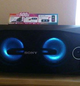 Музыкальный центр Mini Sony GTK-X1BT