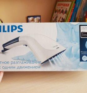 Новый ручной отпариватель Phillips GS310/35